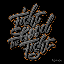 Fight The Good Fight by roberlan