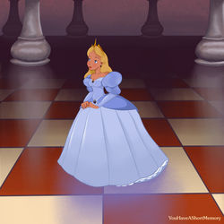 Princess Alice by YouHaveAShortMemory