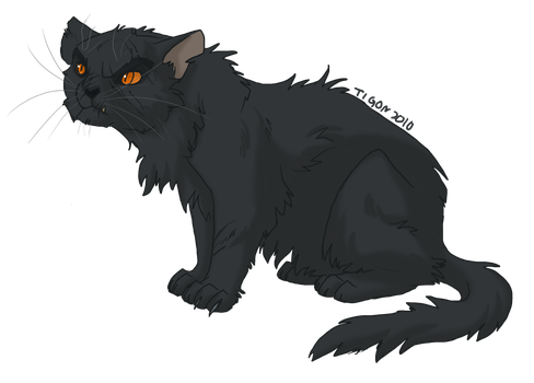 Yellowfang by tigon