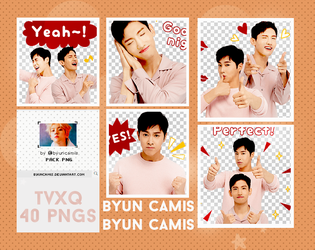 [PNG PACK #477] TVXQ - (Line) by fairyixing