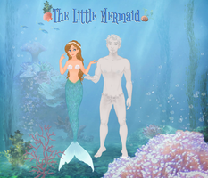 My Little Mermaid: Illustration 1 by musicmermaid