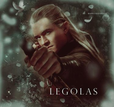 Legolas blend 01 by HappinessIsMusic