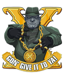 Mr. X Going Give it to Ya! by RafaDG