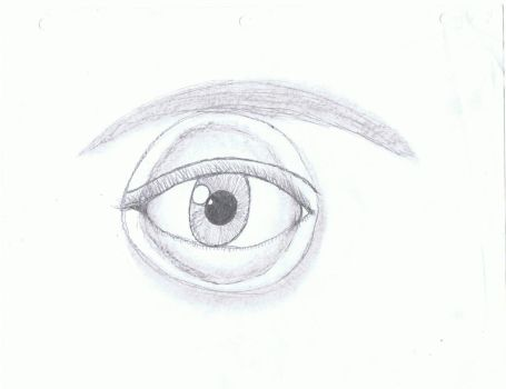 Eye Anatomy by KayaTehKat