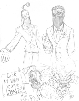 Reynolds sketches by Inverted-Mind-Inc