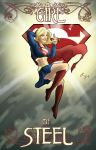 Supergirl: The Girl of Steel by randomality85