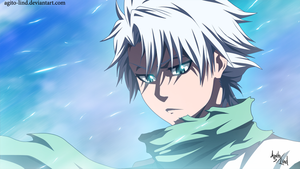 Bleach ser361: Toshiro by aagito