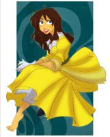 Jane Porter by hanime87