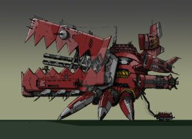Crawly Tank by Spookyspoots