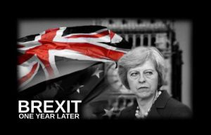 Brexit One Year Later by JMK-Prime
