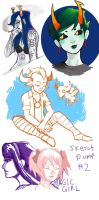 sketchdump #2 by vicetounge