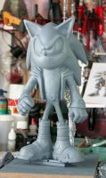 Sonic OOK unpainted by Kilh