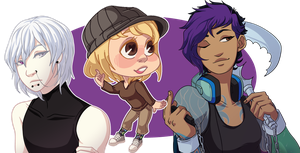 [gaia commission] batch by aaralia