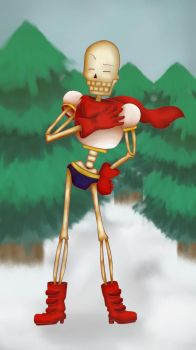 The Great Papyrus by vanessachibiamore