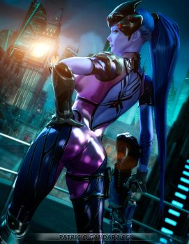 Widowmaker by PGandara