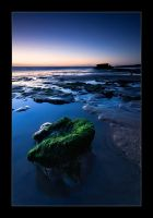 Green and Blue by henroben
