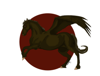 Dragonhorse / 12b - FOR SALE - Unnamed Disguise by casinuba