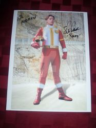 My Rocky autograph by Andruril93