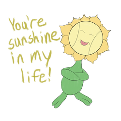 You're Sunshine in My Life! by jrodicon