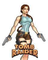 Tomb Raider 20th Anniversary by urbanmusiq