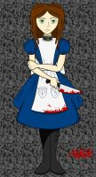 Please don't dawdle Alice by NiGHTSfanKevin