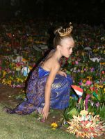 Loy Kratong 4 by Rivendell-PhotoStock