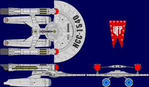 USS Geronimo Multi-View by captshade