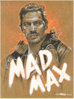 Mad Max by adshardcore