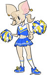 CHEER PUP COLLAB OTA! by sorrysap