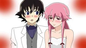 You're the Yukkii to my Yuno by BeyondBlood4