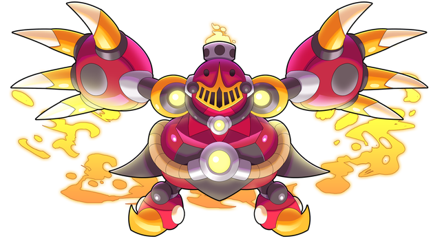 Mole Knight X by pychopat2
