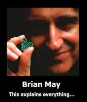 Brian May pick of destiny by Oceansoul7777