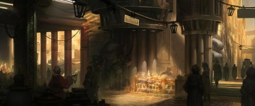 The Lower Markets by Justinoaksford