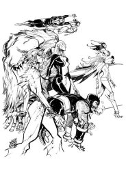 ALPHA FLIGHT by EricCanete