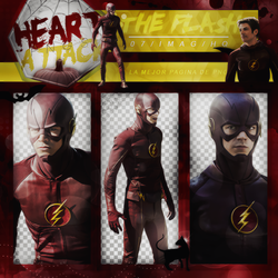 Pack Png 265 // The Flash by BEAPANDA