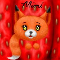 Mimi the Fox by luvtuya