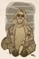 The Big Lebowski by DenisM79