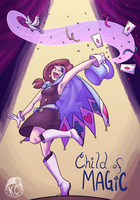 Trucy Wright - Child of Magic by technicolordust