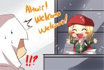 Altair welcome welcome by WXYZell
