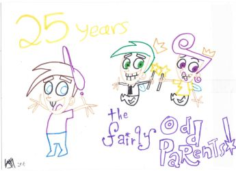 25 Years of the F.O.P. by JMK-Prime