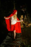 Hunting Little Red 2 by PlayingWithDeadDolls