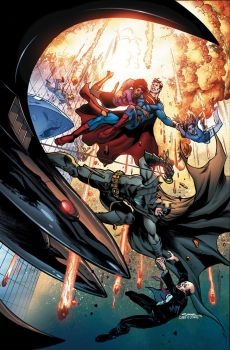 Worlds' Finest 31 cover by Cinar