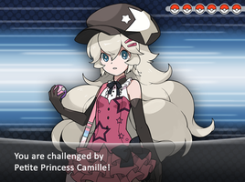 Pokemon VS Petite Princess Camille