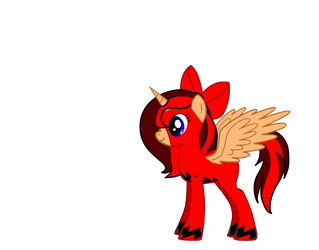 Princess Caramel (Not taken with my phone camera) by Enderpony626