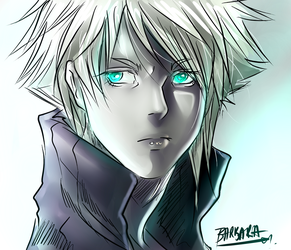 Cloud Strife by uekiOdiny