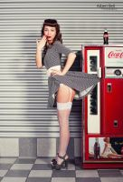 Pin-Up Girl - Natalie I by BellPhotography