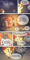 Cain and Mabel - chapter 1 pg 35 by SilverVanadis