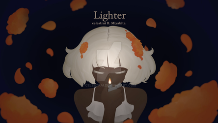 UTAU Original - Lighter ft. Miyabita by celestrai