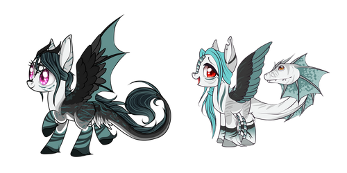 Ship Kids For Silent 1/3 by Alissa1010