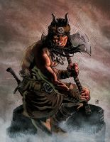 Conan by Dean Kotz and Lord by RyanLord